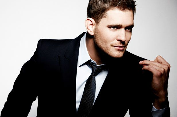 The suit and that cocky smile make him gorgeous, but Michael Bublé's personality makes him irresistible.
