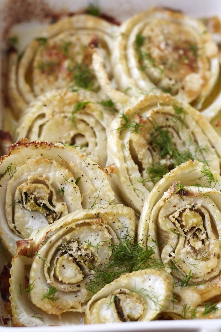 Roasted Fennel with Parmesan | Giada De Laurentiis