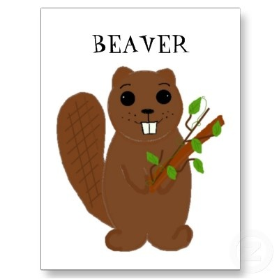 Royalty-Free (RF) Beaver Clipart, Illustrations, Vector ...