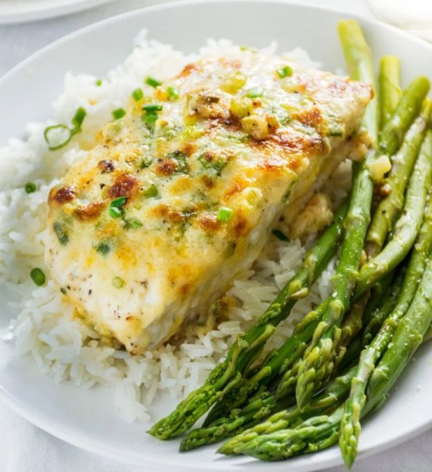 25 b sta best halibut recipes id erna p pinterest for Baked whiting fish