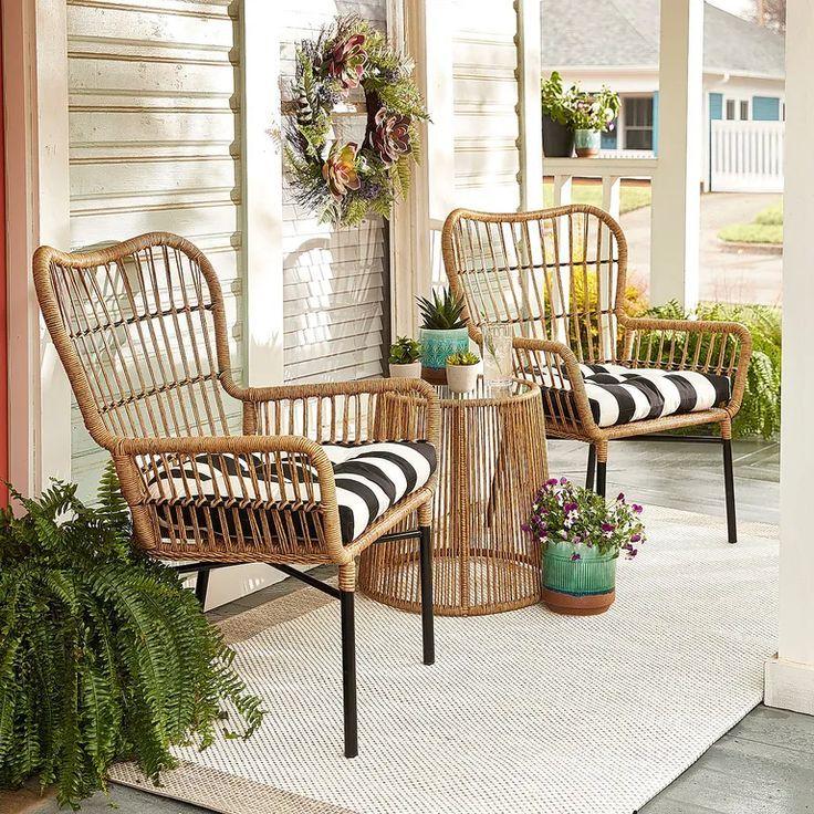 Sand Chat Chair Teak Patio Furniture Backyard Furniture Outdoor Patio Decor