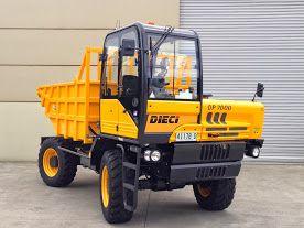 DP7000 Dumper Truck