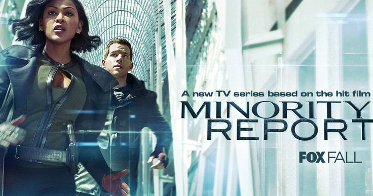 'Minority Report' TV Series Sneak Peek: Meet the Characters -- Stars Meagan Good, Stark Sands and Wilmer Valderrama break down their characters in a new preview for Fox's 'Minority Report' TV series. -- http://movieweb.com/minority-report-tv-series-first-look-featurette-characters/