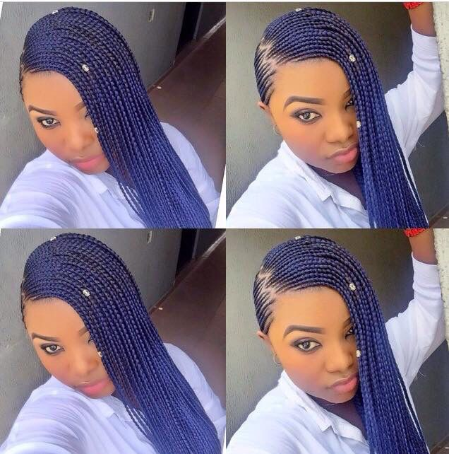 Outstanding 1000 Ideas About Side Cornrows On Pinterest Cornrow Styles For Hairstyles For Women Draintrainus