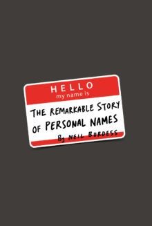 Hello, My Name Is... by Neil Burdess published by Dingwall-based Sandstone Press