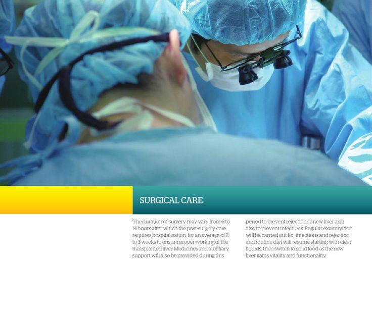 Surgical Care after Liver Transplantation