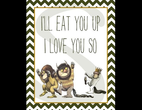 Download I'll Eat You Up I Love You So - Where The Wild Things Are ...