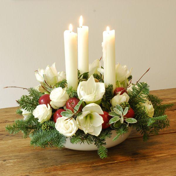 117 Best Images About Christmas Arrangements On Pinterest