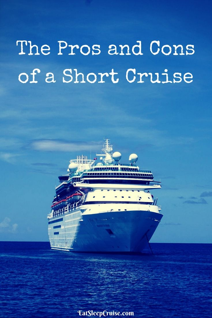 "We never have to ask ""Should I go on a cruise?"" as we are always ready to take a trip. That is why we take advantage of these short three and four day Bahamas cruises as often as we can. Sailing on Royal Caribbean's Enchantment of the Seas and Majesty of the Seas as well as NCL's Norwegian Sky, we are here to report how these short cruise compare to other cruises with our list of the pros and cons of a short cruise. #Cruise #CruiseTips"