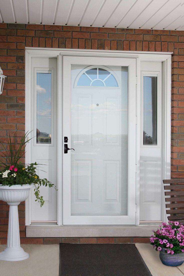 Heavy Duty Storm Door Installation New Jersey | Carl's