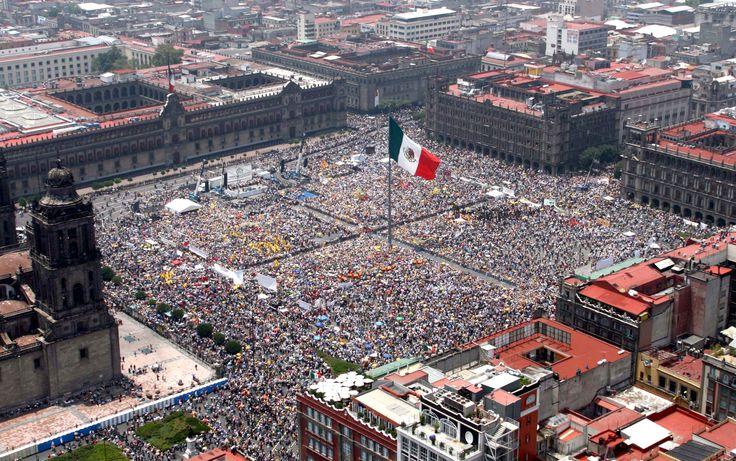 Mexico | Todo esto y mucho más es Mexico Distrito Federal. Una de las ...