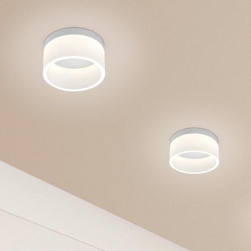 Helestra LIV LED Deckenleuchte   Lights   Led lampen decke, Led ...