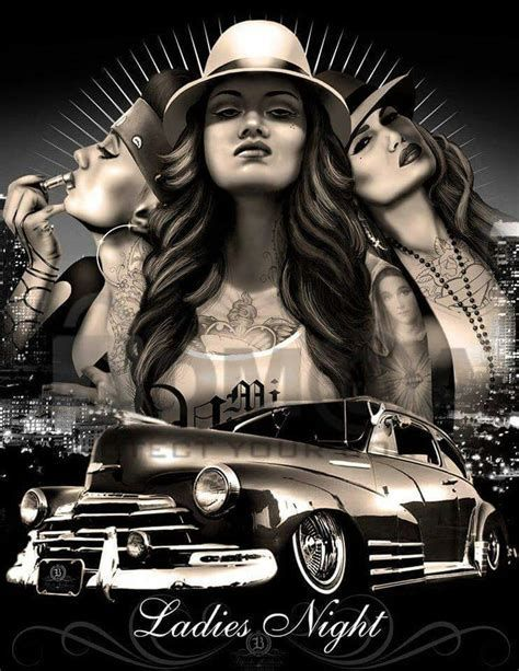 Sexy lowrider girl drawings regret