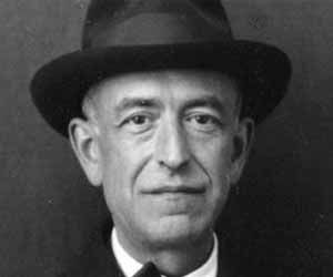 """Manuel de Falla - Spanish composer 1876-1946, most famous composition - """"Nights in the Gardens of Spain"""""""