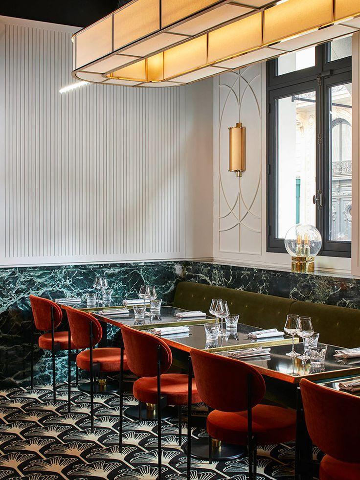 Beefbar Paris Restaurant Humbert Poyet Restaurant Interior
