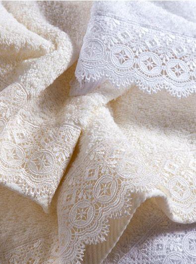 Σετ πετσέτες 6816 - White (Λευκό) - Palamaiki