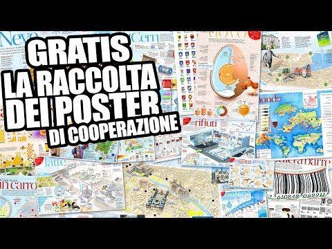 GRATIS Gli info-poster di Cooperazione! - YouTube