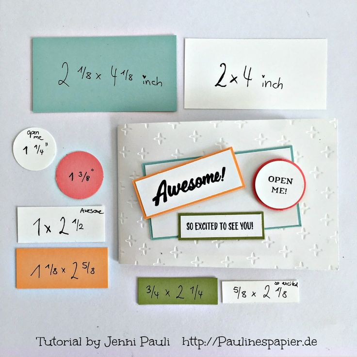 Tutorial/Anleitung+Minialbum+One+Sheet+Wonder