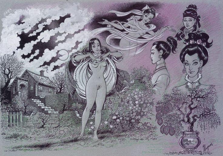 Magnus - Femmine Incantate - Fanciulla di Conforto