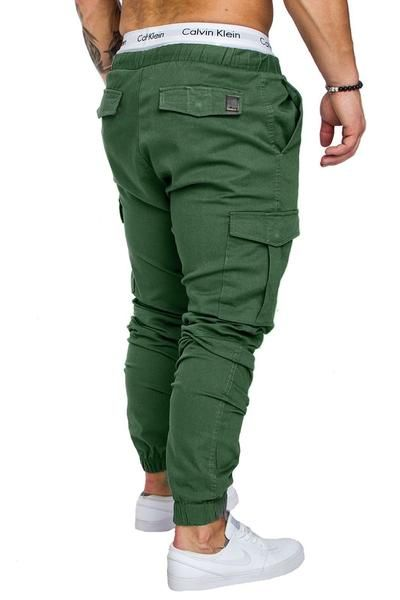 d059e209a Commando - Ankle Cuff Joggers in 2019   men clothes   Cuffed joggers ...