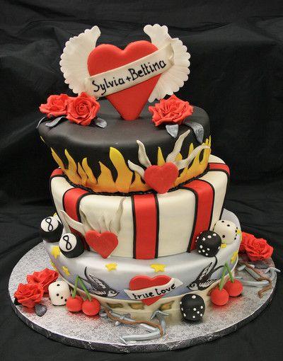 Dannys Torten Atelier- Torte | Hochzeitstorten und mehr ...