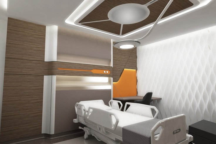 LIV HOSPITAL ULUS-Patient room-By Zoom/TPU