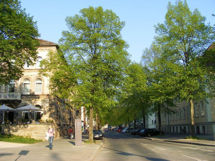 Foto - Goethe-Allee in Göttingen