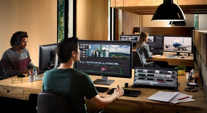 DaVinci Resolve 15: Editing, VFX, Motion Graphics, CC and Audio