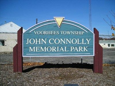 John Connolly Memorial Park - Voorhees Township, NJ/USA - Municipal Parks and Plazas on Waymarking.com