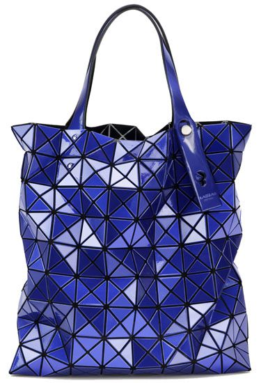 Pleat and Origami style bag or tote by ISSEY MIYAKE