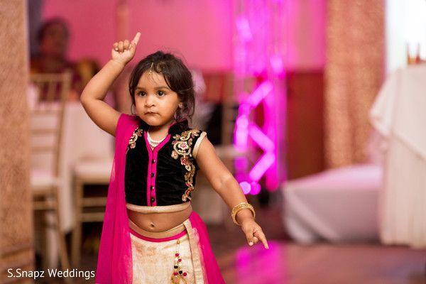 Sweetest wedding reception dance. http://maharaniweddings.com/gallery/photo/108942