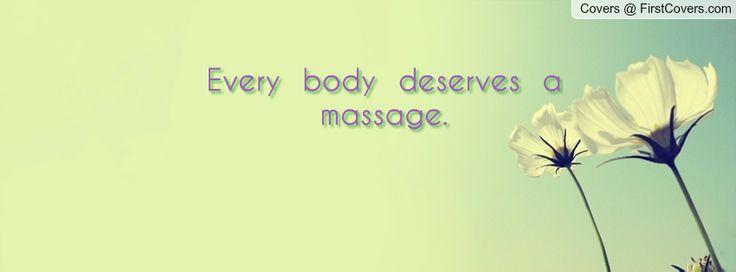 massage bodywork timeline