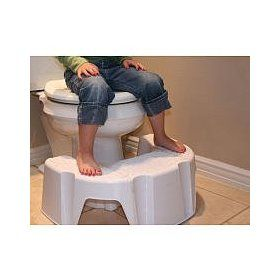 Little Looster's Looster Booster. (toilet training, potty training)