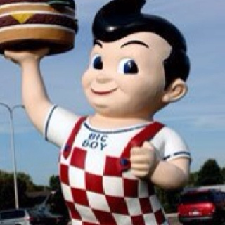 Big Boy - I love living in SoCal!  I have them all around me.  I still love the burgers and that seasoning salt!