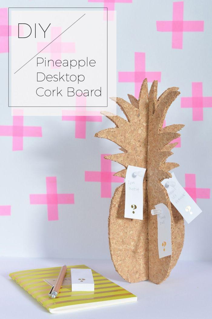 26 best diy kork images on pinterest corks craft and creative ideas. Black Bedroom Furniture Sets. Home Design Ideas