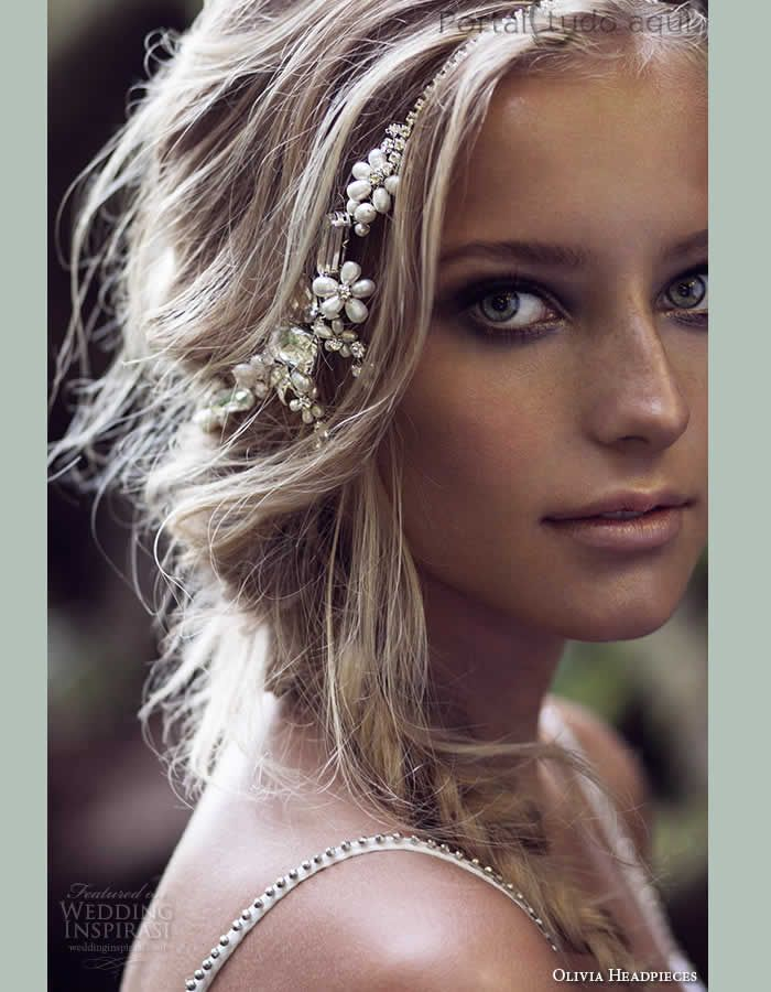 acessório-para-cabelo-da-noiva-cabelo-solto-headband-chain-cristal