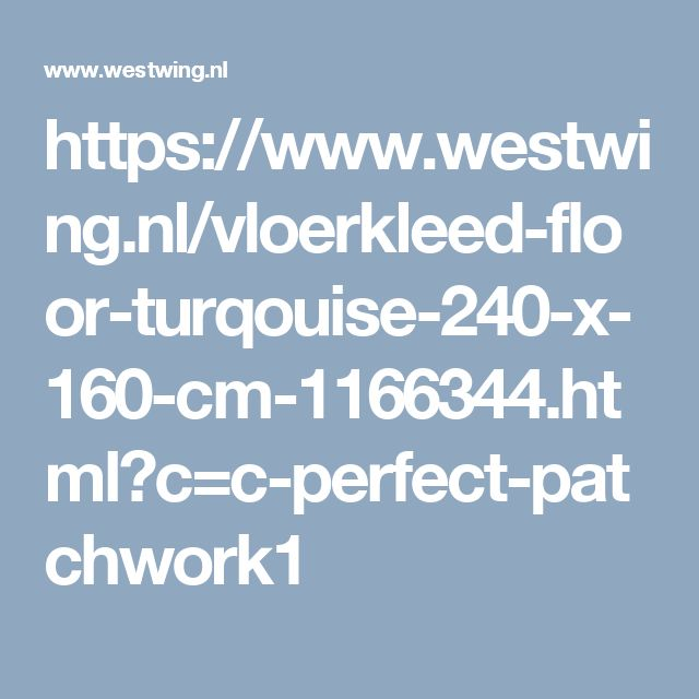 https://www.westwing.nl/vloerkleed-floor-turqouise-240-x-160-cm-1166344.html?c=c-perfect-patchwork1