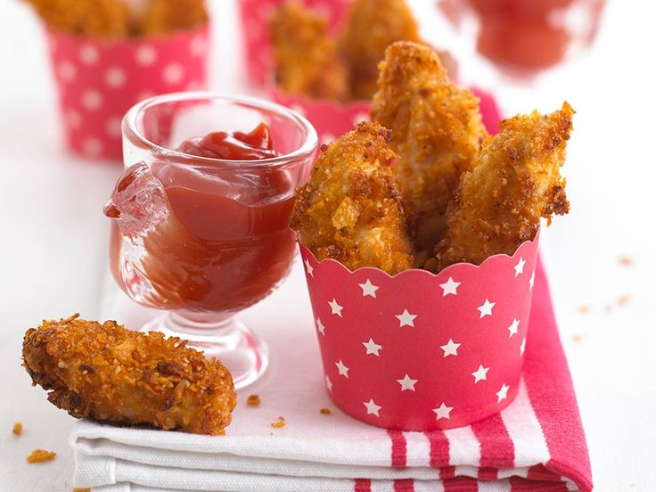 It will be hard to go back to shop bought frozen nuggets after you have tasted these. You can skip the marinating stage if you don