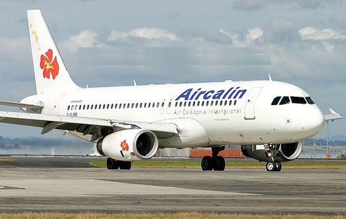 Founded in1983 and owned by Caisse d'Epargne Group with company headquarters located at Nouméa, New Caledonia, AirCalin is the international airline of New Caledonia operating scheduled passenger flight services between Brisbane and Nouméa.