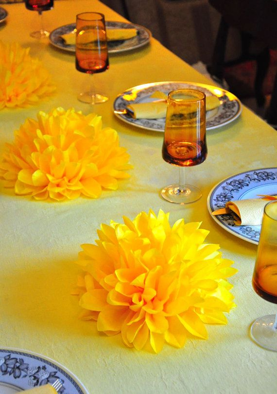 small paper flower making