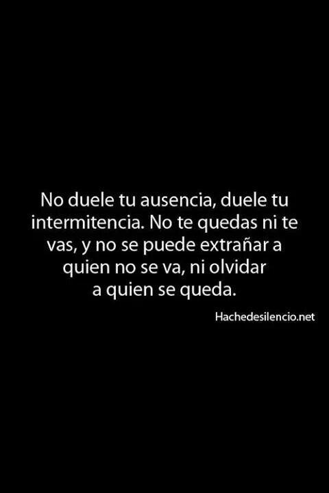 Si que duele :(