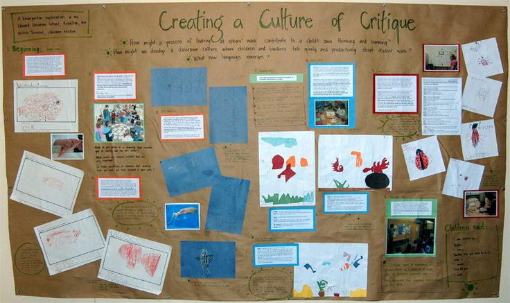 Making Learning Visible: Documentation Exhibition