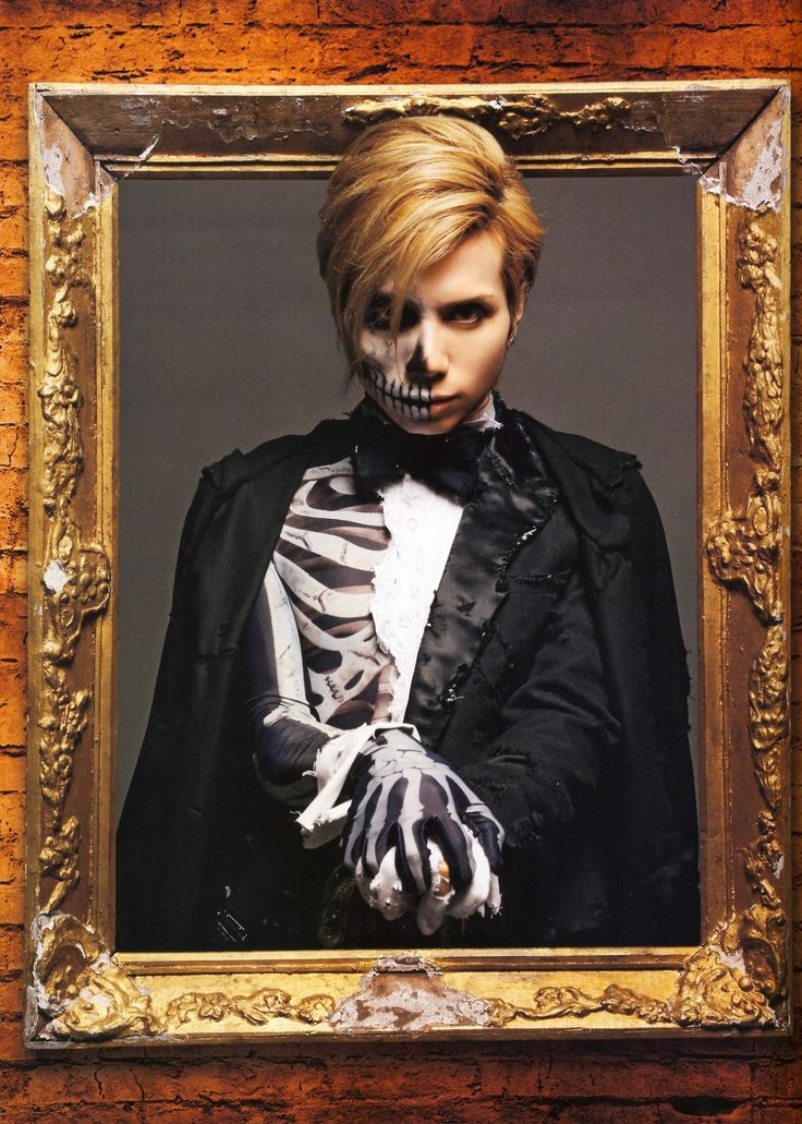 Yasu in Halloween Junky Orchestra ♥