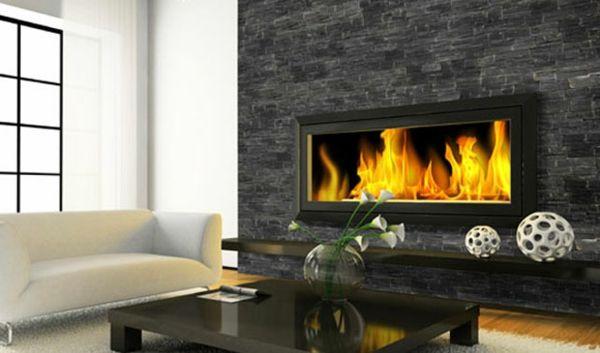 die besten 25 k nstlicher kamin ideen auf pinterest. Black Bedroom Furniture Sets. Home Design Ideas