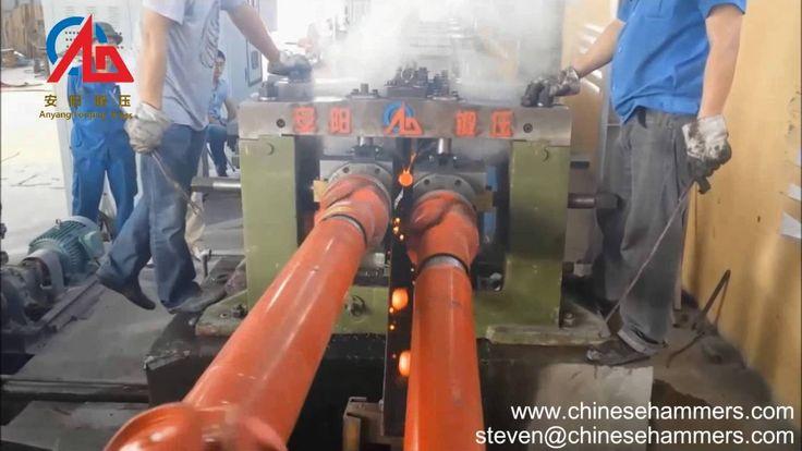 laminoir skew, bille en acier faisant la machine, laminoir à chaud