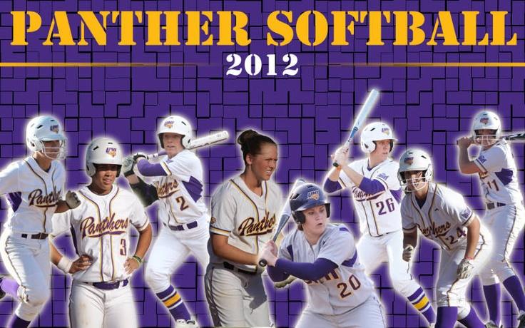 2012 Panther SoftballPanthers Softball, 2012 Panthers