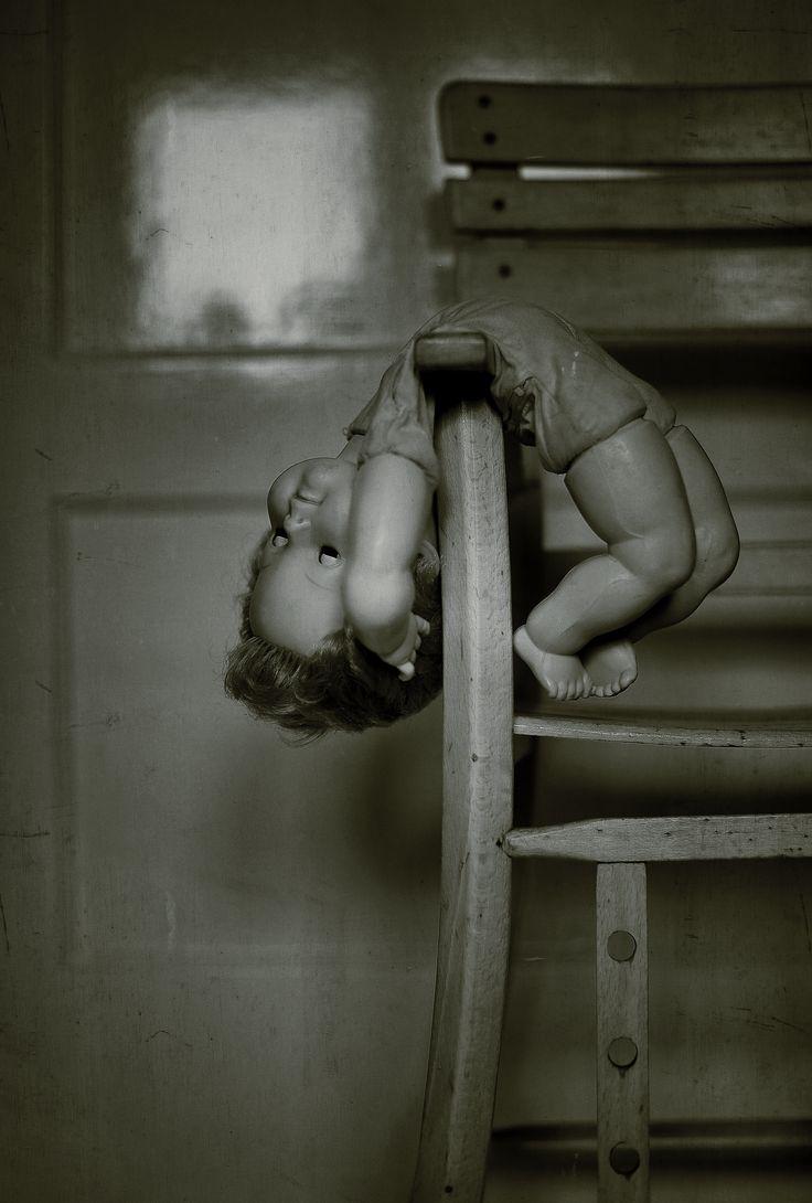"Stilleven ""Doll"" fotograaf: H.Stilting"