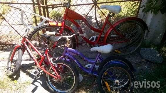 VENDO BICIS BACCIO RODADO 24 Y 16  son bicicletas en buen estado pero estan guardad ..  http://bella-italia.evisos.com.uy/vendo-bicis-baccio-rodado-24-y-16-id-327556
