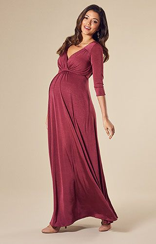 Lexi Gown   Maternity   Pinterest   Maternity gowns, Red color and ...