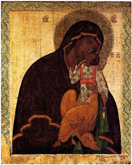 "Madre di Dio ""Jachrómskaja"" - Giuliano Melzi - Picasa Web Albums"